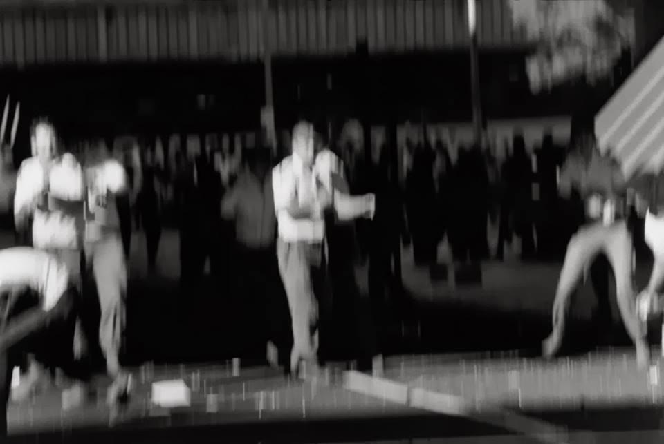 Police violence zachmann