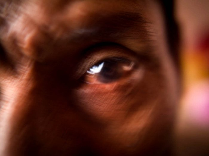 Tino Soriano Ensayo Visual sobre la ceguera