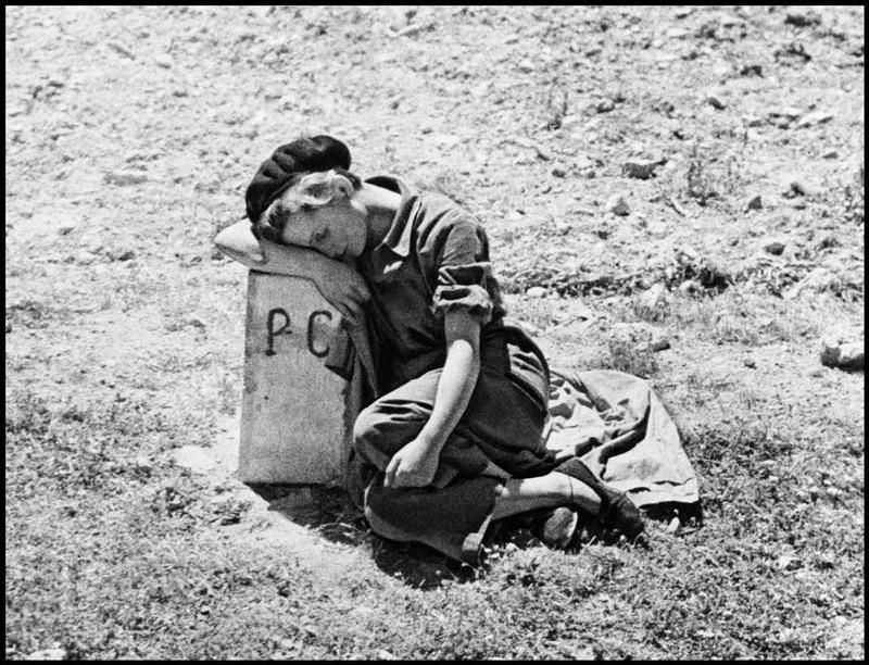 gerda taro resting 1936