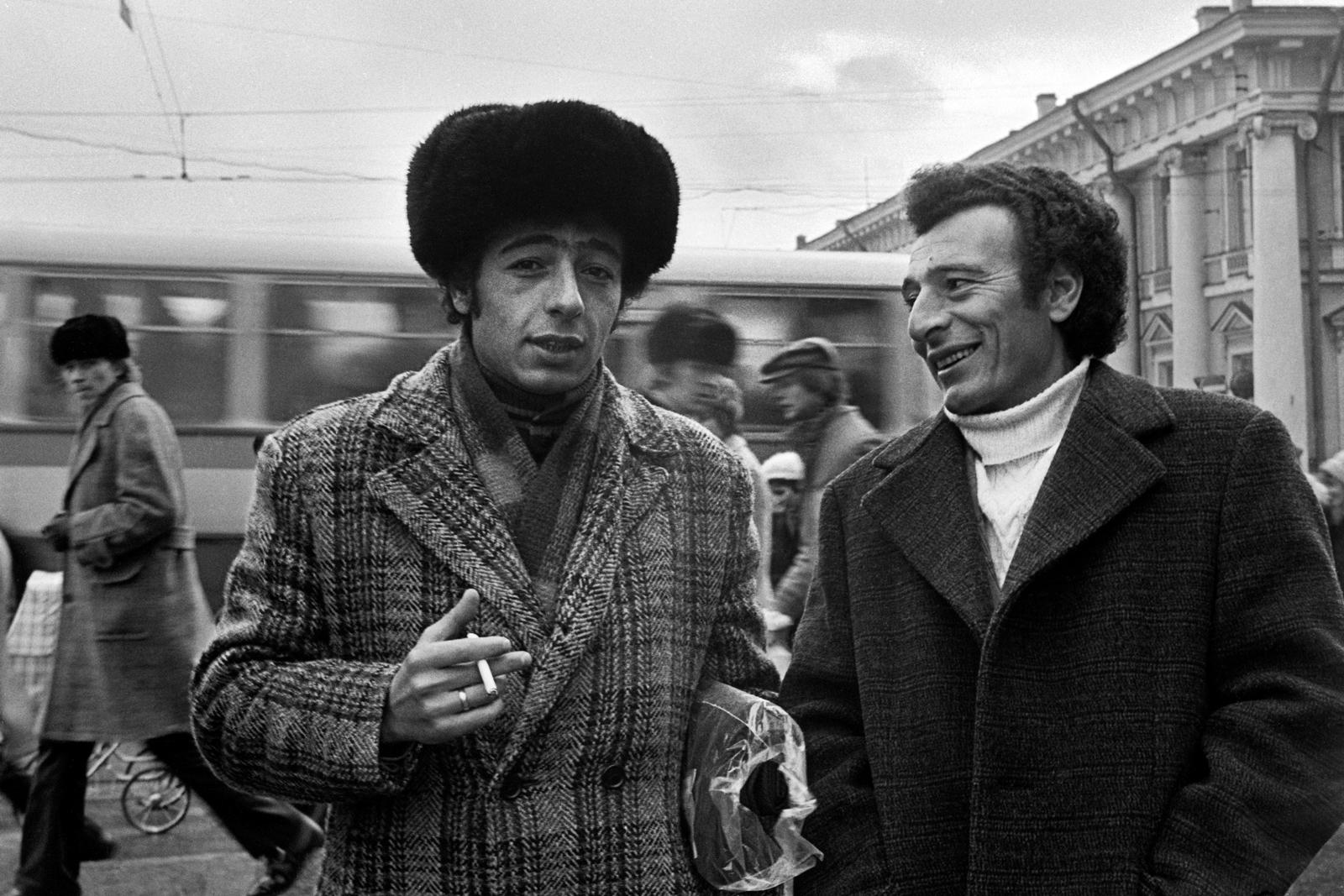 Leningrado 1976 hombres