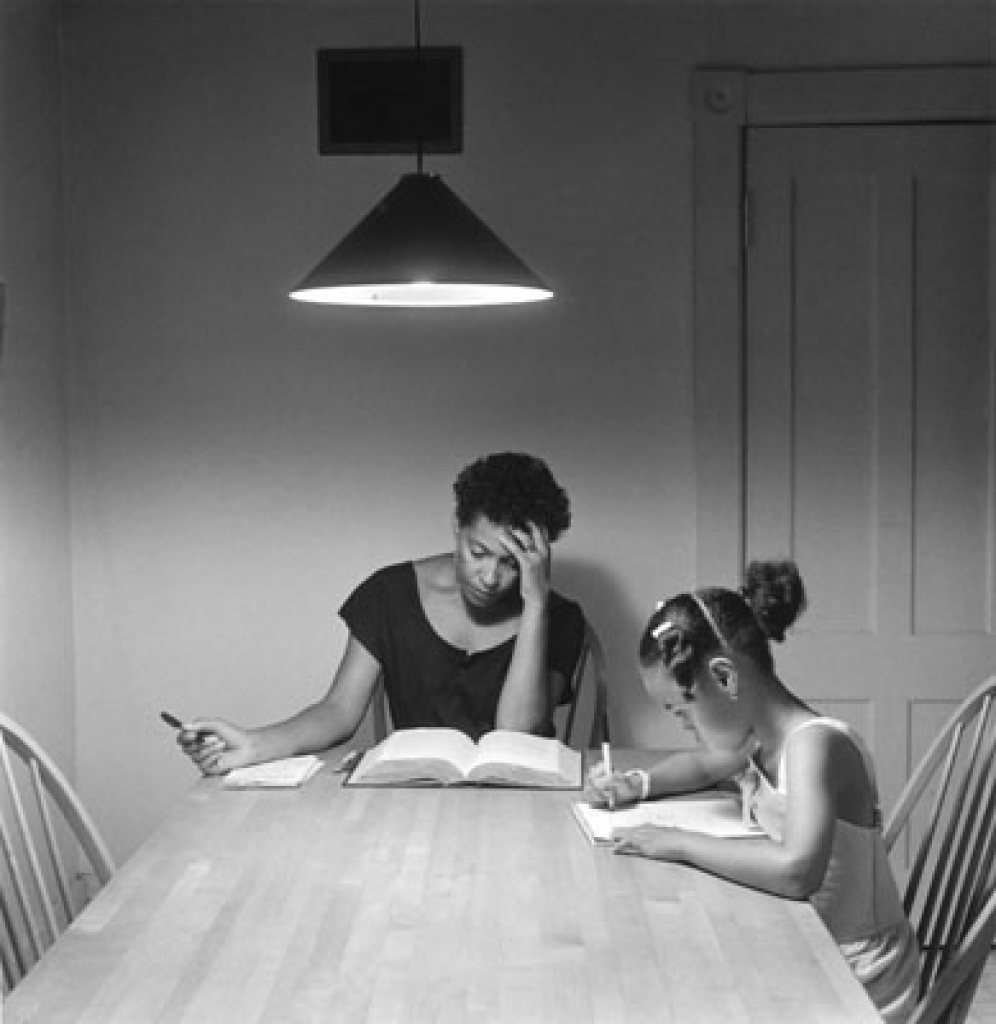 Carrie Mae Weems : The Kitchen Table Series, 1990 throughout Carrie Mae Weems Kitchen Table