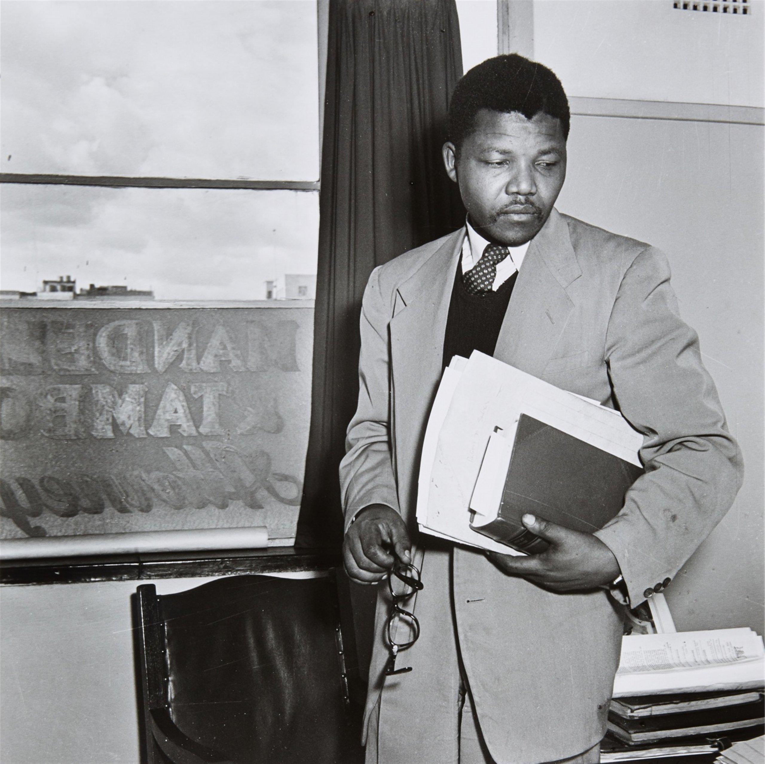 mandela 1952