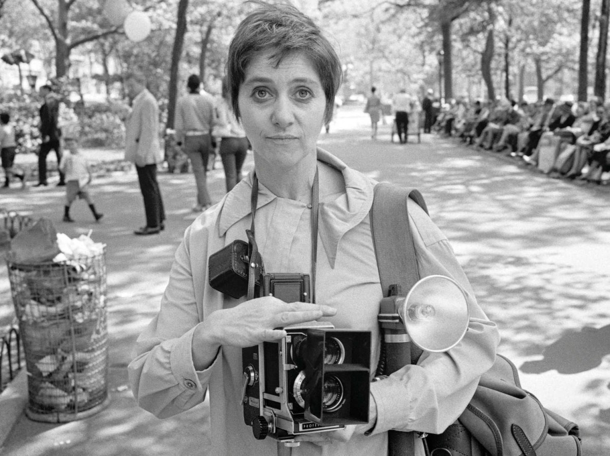 'Diane Arbus, retrato de una fotógrafa', apuntes sobre una biografía