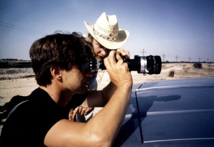 La historia tras la evocadora foto de Wim Wenders que influyó en su famosa película 'Paris, Texas'