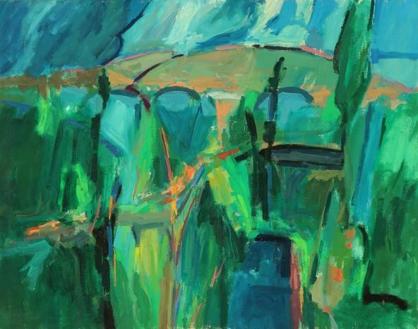 george woodman painting