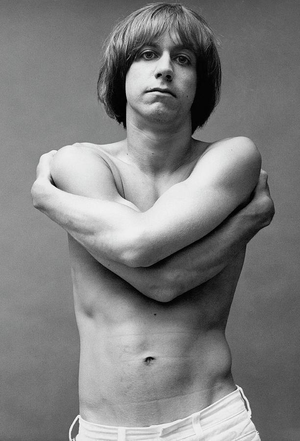 iggy-pop-shirtless-peter-hujar 1971