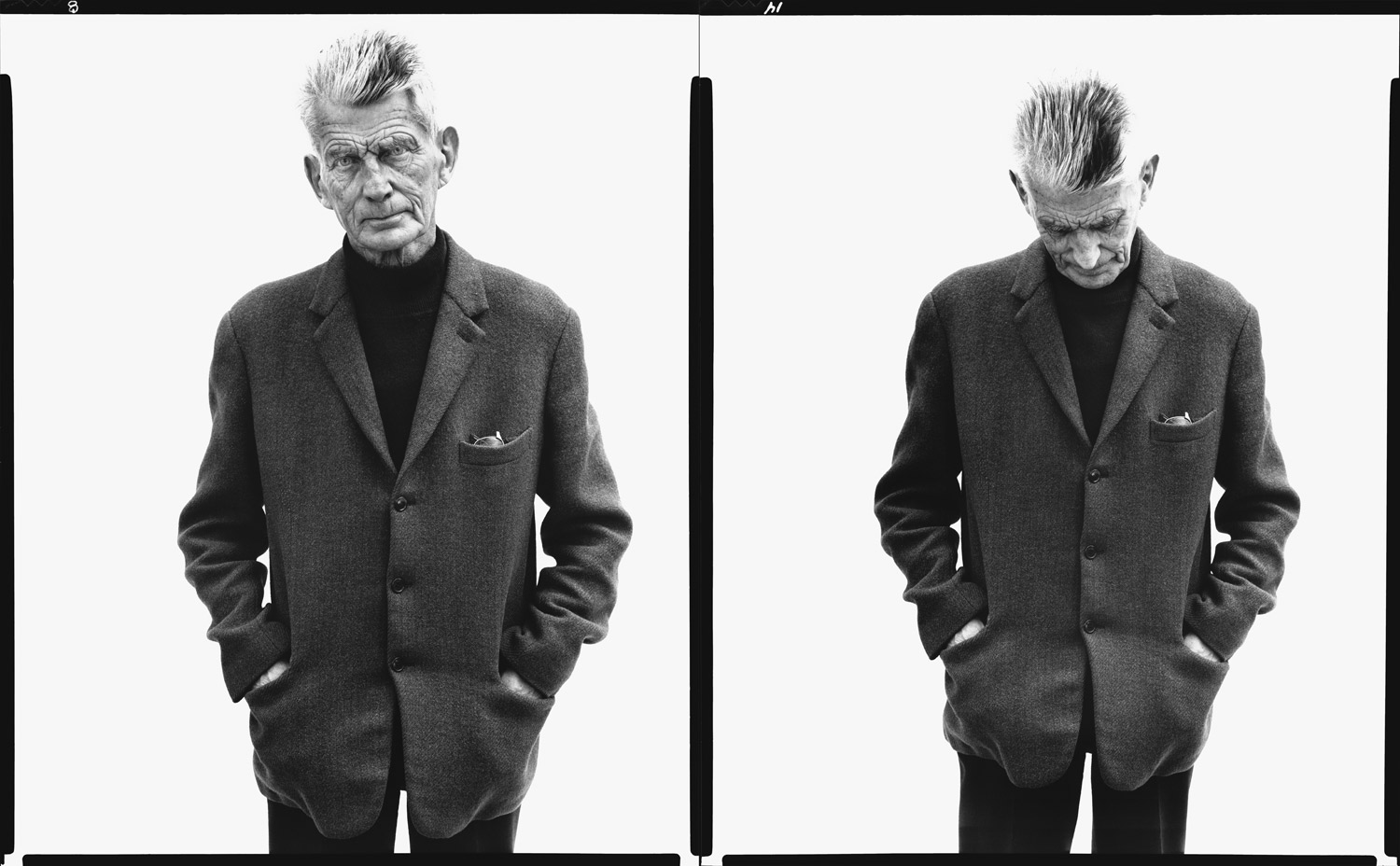 samuel becket 1979 richard avedon