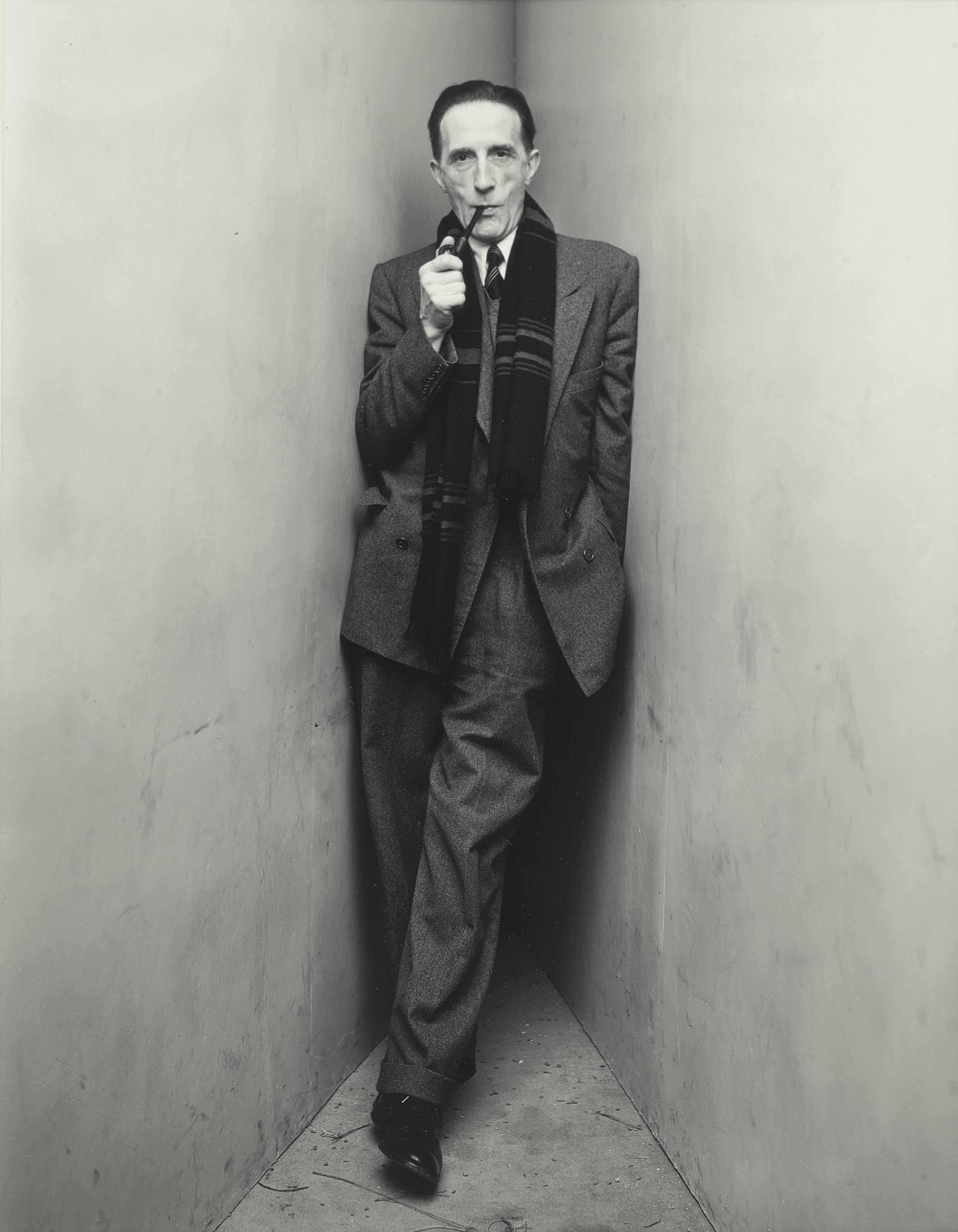 marcel duchamp irving penn 1948