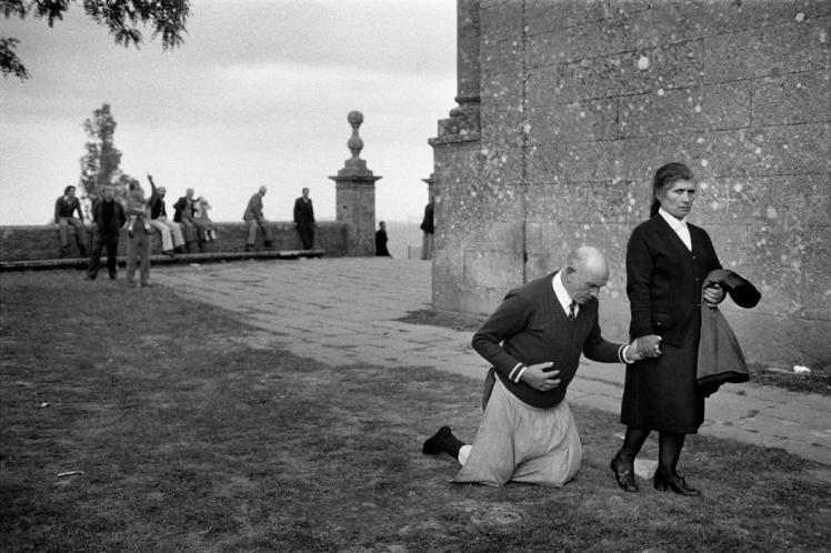 1982 SPAIN. Galicia. Losón. Circunvalación mágica. Pilgrimage of Nuestra Señora del Corpiño.